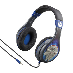 Star Wars Millennium Falcon Headphones with Kid Safe Technology