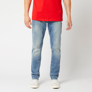 Tommy Jeans Men's Slim Scanton Jeans - Furia Light Blue
