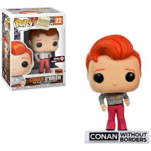 Conan O'Brien Versione K-Pop Figura Pop! Vinyl Esclusiva