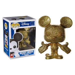 Figura Funko Pop! - Mickey Mouse Diamond Glitter EXC - Mickey Mouse