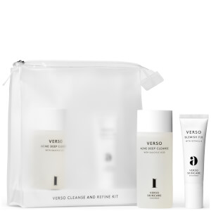 VERSO Cleanse and Refine Kit 6oz