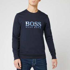 BOSS Men's Tracksuit Sweatshirt - Navy/Blue