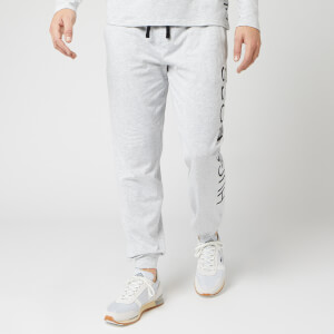 BOSS Men's Nightwear Identity Sweatpants - Grey