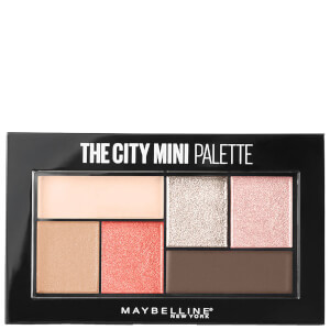 Maybelline The City 430 Downtown Sunrise Mini Eye Shadow Palette 60g