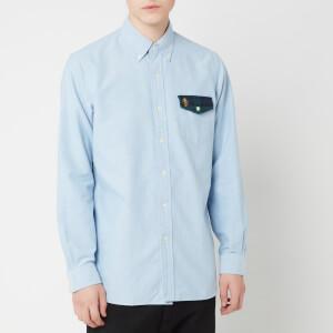 Polo Ralph Lauren Men's Contrast Back Oxford Shirt - Tour