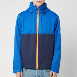 Polo Ralph Lauren Men's Sportsman Badge Shell Jacket - Sapphire Star/Newport Navy
