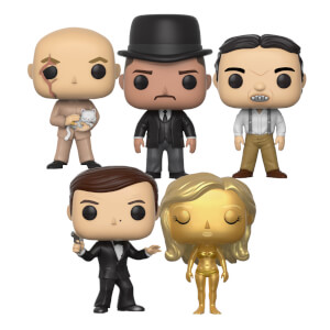 James Bond Pop! Vinyl Collection (Set of 5)