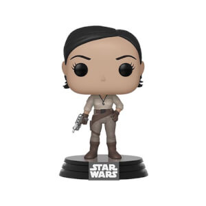 Star Wars The Rise of Skywalker Rose Tico Funko Pop! Figuur