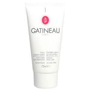 Gatineau Golden Glow Gradual Tan Cream 75ml