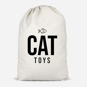 Cat Toys Cotton Storage Bag
