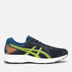 Asics Men's Running Jolt 2 Trainers - Midnight/Sour Yuzu