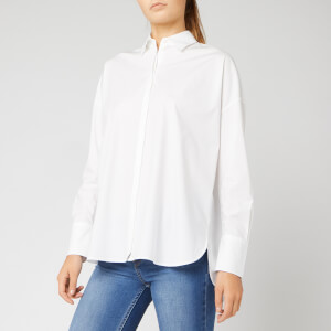 HUGO Women's Elumia Shirt - White