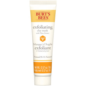 Burt's Bees Exfoliating Clay Mask 16.1g