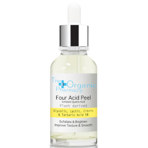 The Organic Pharmacy Four Acid Peel Serum