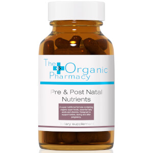 The Organic Pharmacy Pre and Post Natal Nutrients (90 Capsules)
