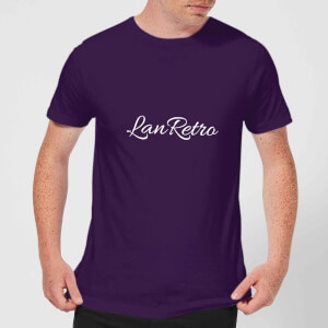 Lanre Retro Lanretro Men's T-Shirt - Purple