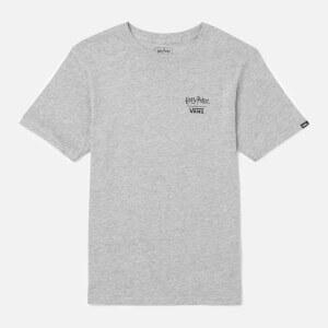 Vans X Harry Potter Kid's Crest T-Shirt - Heather