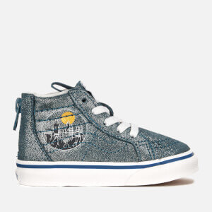 Vans X Harry Potter Toddler's Hogwarts Sk8-Hi Trainers - Blue