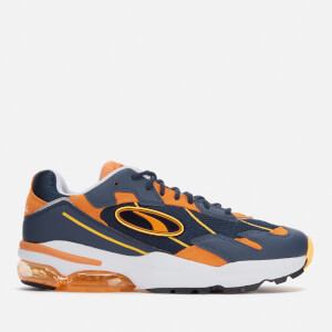 Puma Men's Cell Ultra Og Pack Trainers - Peacoat/Jaffa Orange