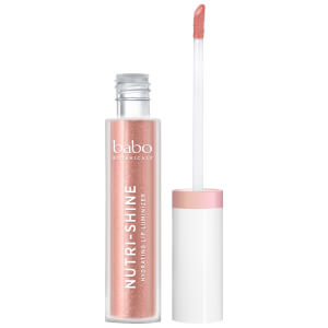 Babo Botanicals Nutri-Shine Luminizer Vegan Lip Gloss - Brilliant Guava 4ml