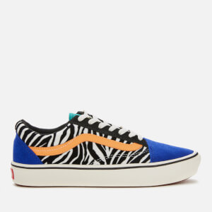 Vans ComfyCush Old Skool Trainers - Tidepool/Surf The Web
