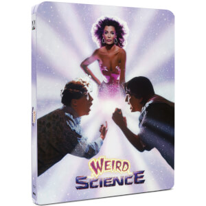 Weird Science - Zavvi UK Exclusive Steelbook
