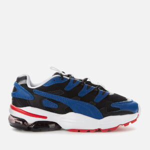 Puma X Karl Lagerfeld Women's Cell Alien Trainers - Puma Black/True Blue