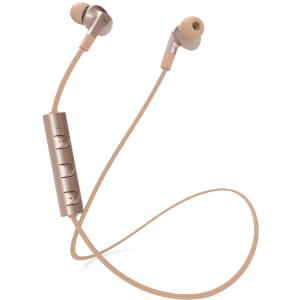 Mixx Play Wireless Earphones - Rose Gold