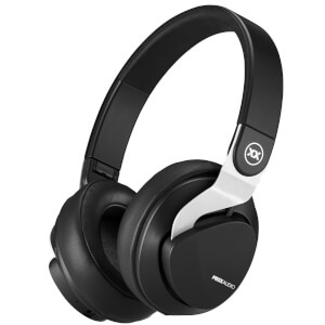 Mixx JX2 Wireless Over-ear Headphones - Black