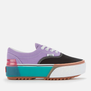 Vans Women's Era Stacked Trainers - Fairy Wren/Sea Green