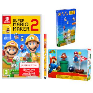 Super Mario Maker 2 Limited Edition Pack (Diorama Set): Image 1