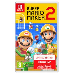 Super Mario Maker 2 Limited Edition Pack (Diorama Set): Image 2