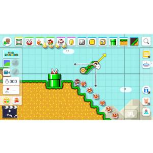 Super Mario Maker 2 Limited Edition Pack (Diorama Set): Image 10