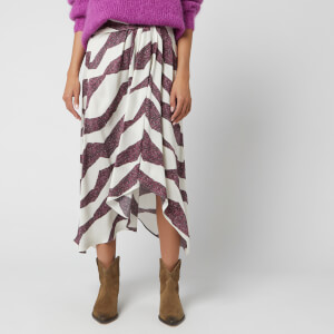 Isabel Marant Women's Rebeca Skirt - Ecru