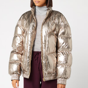 Isabel Marant Étoile Women's Kristen Coat - Metallic Bronze