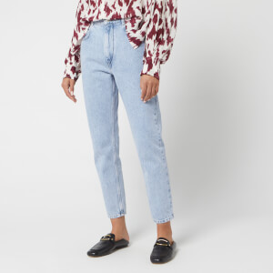 Isabel Marant Étoile Women's Neaj Trousers - Lilac