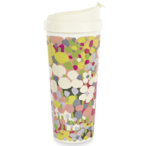 Kate Spade Thermal Mug Floral Dot