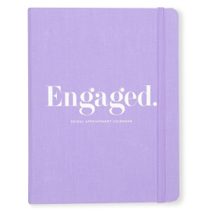 Kate Spade Engaged Bridal Appointment Planner