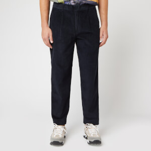 Folk Men's Signal Pants - Charcoal Cord