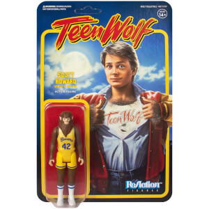 Super7 Teen Wolf ReAction Figure - Scott Howard (Basketball Uniform)