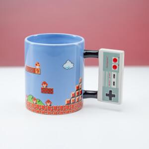 Nintendo NES Controller-Formige Tasse