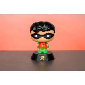 DC Comics Batman Robin Icon Light