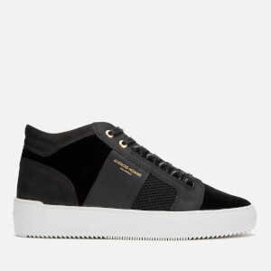 Android Homme Men's Propulsion Mid Geo Trainers - Black Velvet