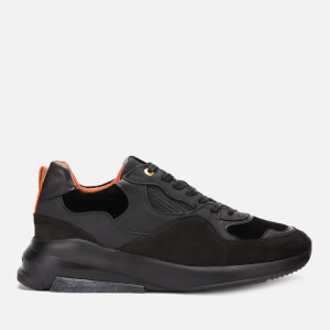 Android Homme Men's Malibu Trainers - Black Velvet