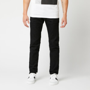 Dsquared2 Men's Pocket Logo Slim Jeans - Black