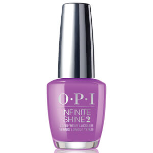 OPI Limited Edition PUMP Neon Collection - Infinite Shine Nail Polish Positive Vibes Only 15ml