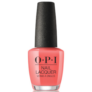 OPI Limited Edition PUMP Neon Collection - Nail Polish Orange You a Rock Star? 15ml