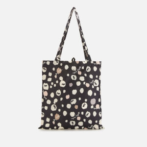 Radley Women's Bubble Dog Foldaway Tote Bag - Black