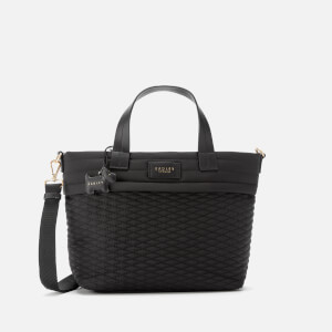 Radley Women's Penton Mews Medium Zip Top Multiway Bag - Black