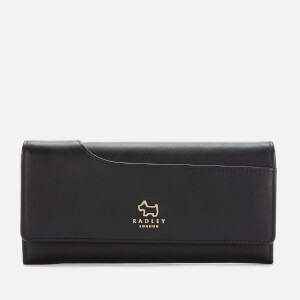 Radley Women's Pockets Large Flapover Matinee Wallet - Black
